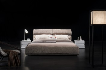 Stoff seng Maya