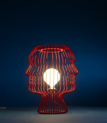 Lampe Mikine