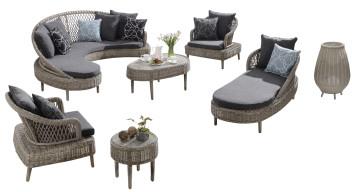 Sofagruppe Montego Stor