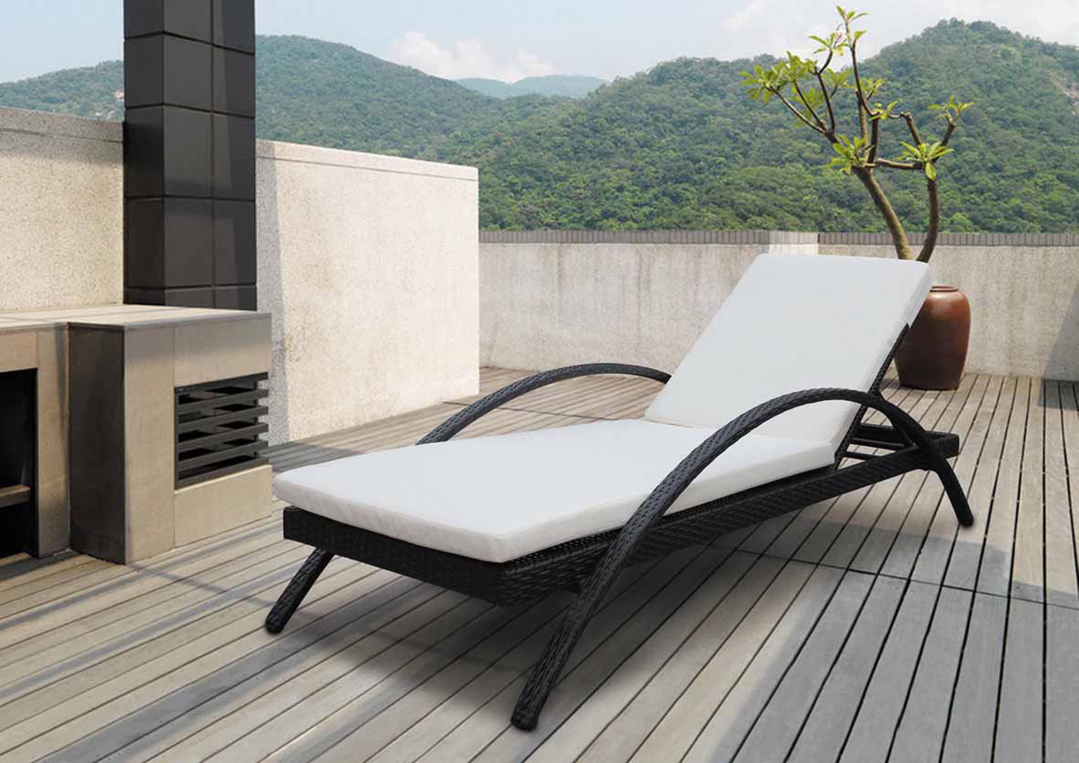sol seng Rocka Møbler | Solseng BM 5121 sol seng